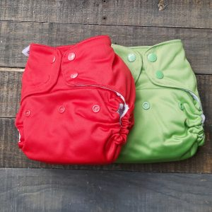 One Size Pocket Diaper