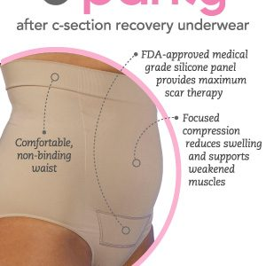 C Section Recovery Underwear (C panty)