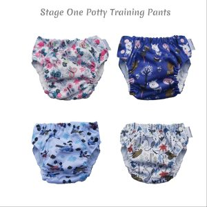 Stage One Potty Training Pants – Elephant