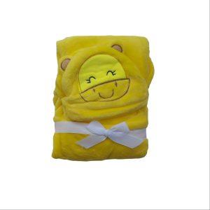 Baby Blanket – Yellow